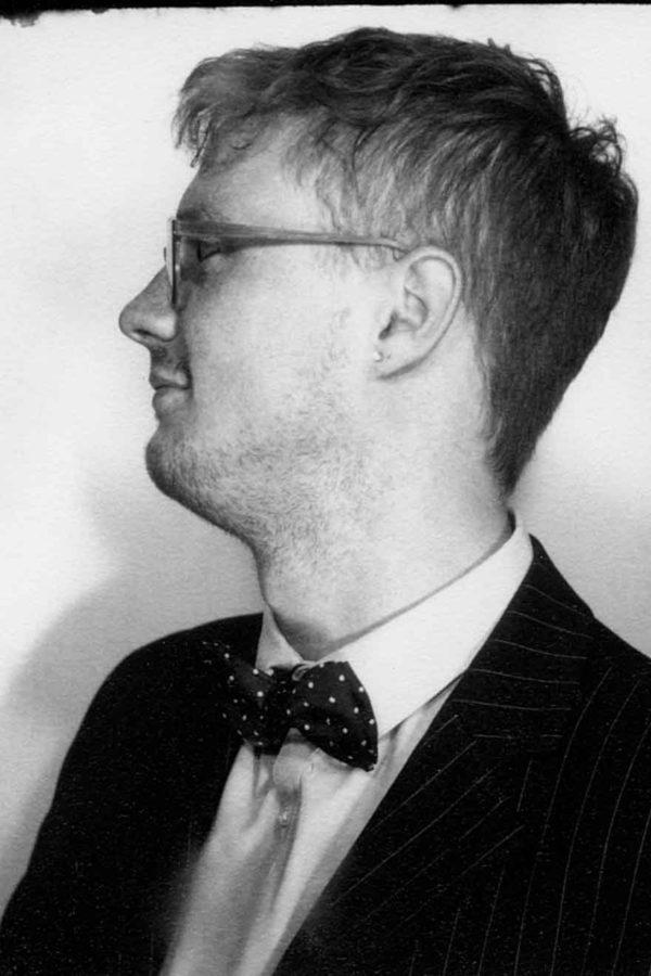Carl Kossmer Porträt
